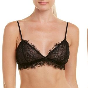 ⭐️ NWT Free People Bedroom Eyes Bralette